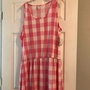 NWT Lularoe Summer dress 2XL